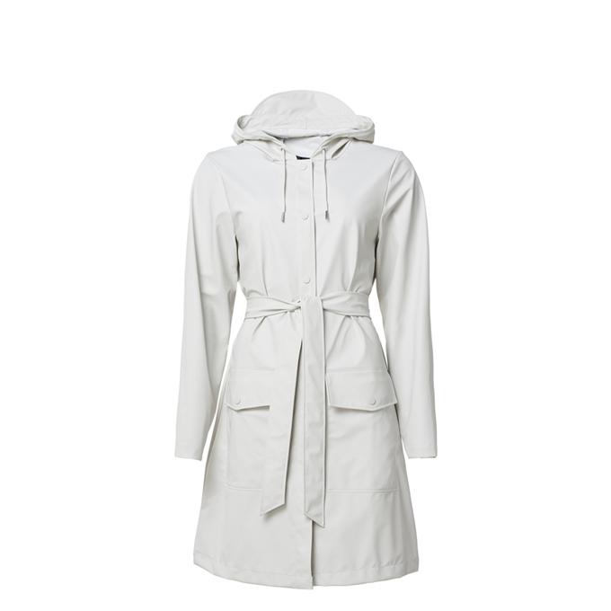 Rains Belt Jacket XS/S off white