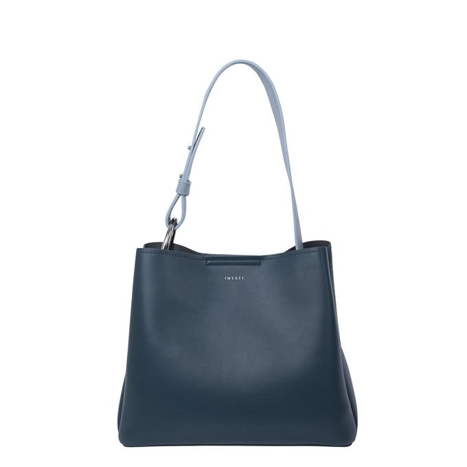 Inyati Jane Tote Bag dark ocean soft blue