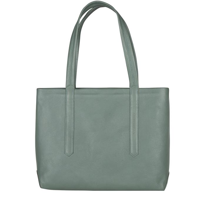 """Cowboysbag Brady 13"""" Shopper seagreen - 1"""