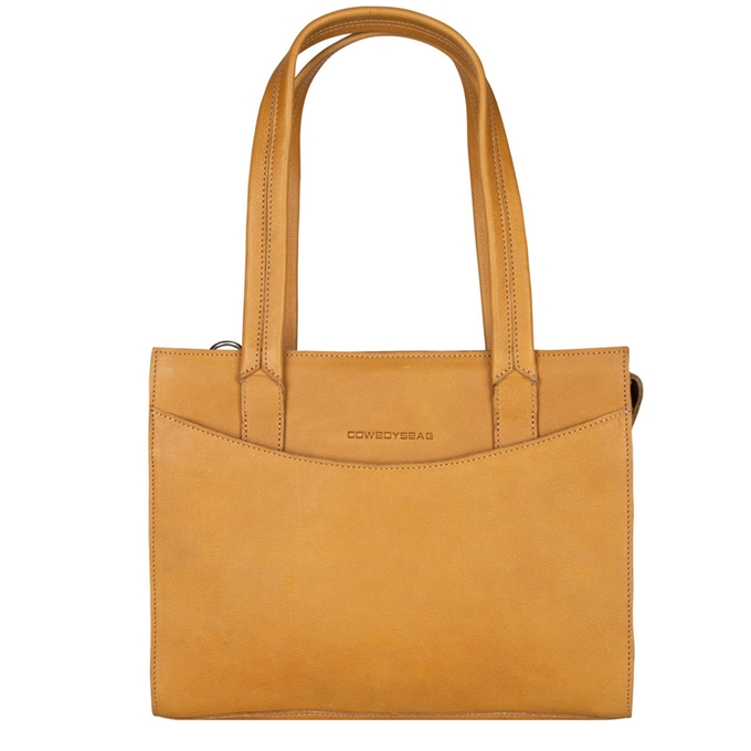 "Cowboysbag Lismore 13"" Laptop Bag amber"