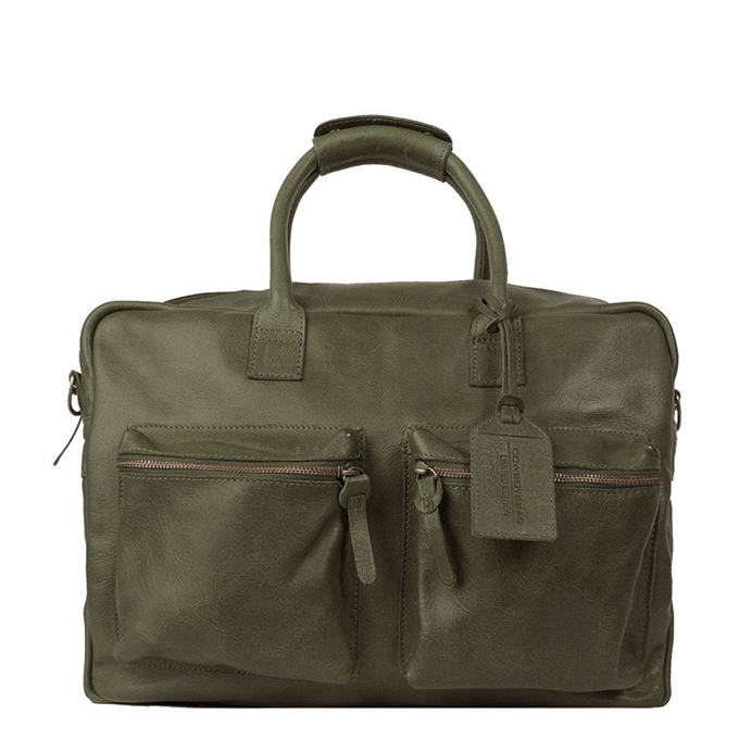 Cowboysbag The Bag Special Schoudertas forest green