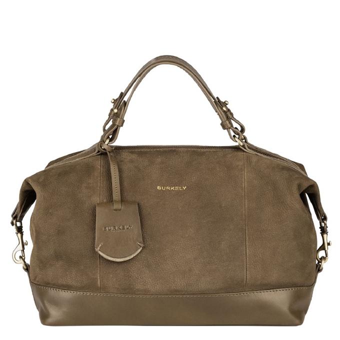 Burkely Soul Sky Handbag S olive - 1