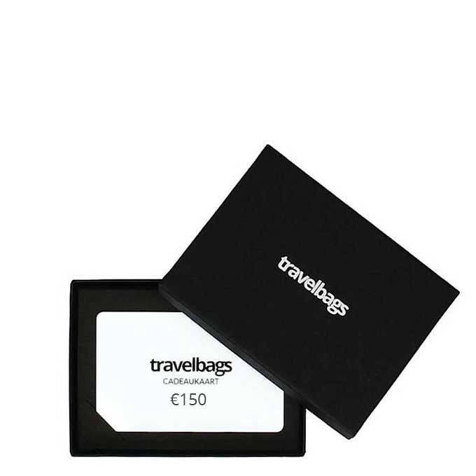 Travelbags Cadeaukaart - 150 euro