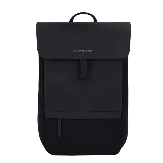 Kapten & Son Fyn Backpack all black