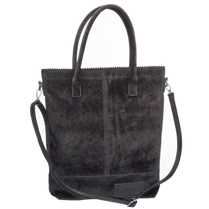 Zebra Trends Natural Bag Kartel Velvet black
