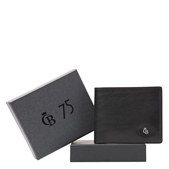 Castelijn & Beerens Giftbox Billfold black