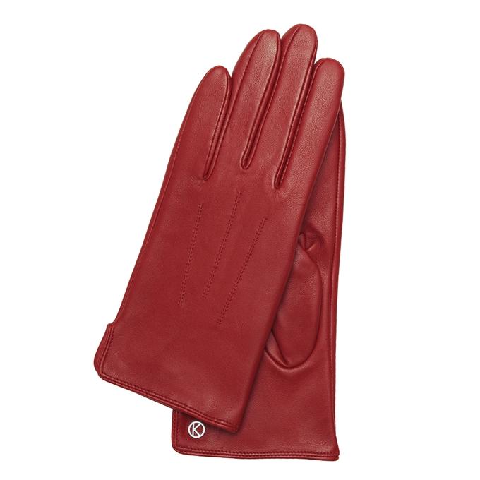 Otto Kessler Carla Dames Handschoenen crimson 7