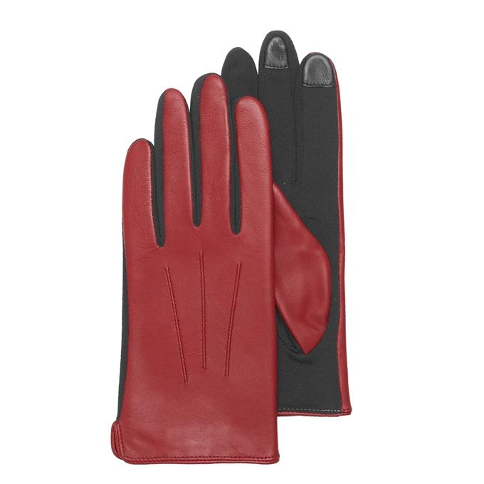 Otto Kessler Mia Dames Handschoenen crimson 8