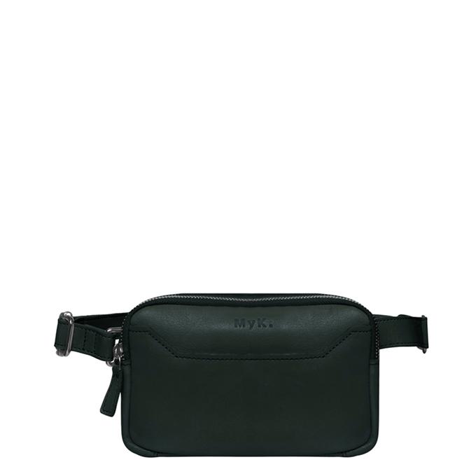 MyK. Valley Bag emerald green - 1