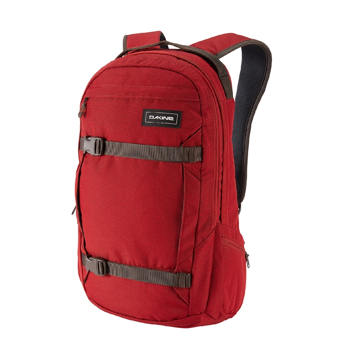 Dakine Mission 25L Rugzak deep red