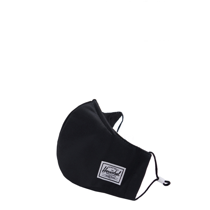 Herschel Supply Co. Fitted Face Mask black