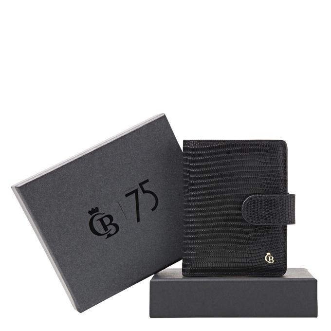 Castelijn & Beerens Giftbox Mini Wallet zwart