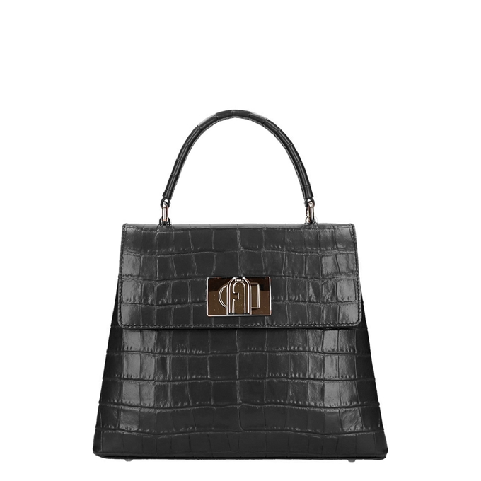 Furla 1927 S Top Handle nero