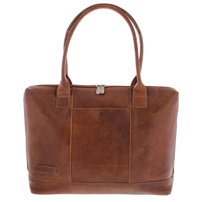 "Plevier Urban Fiera Laptop Damestas 15.6"" cognac - 1"