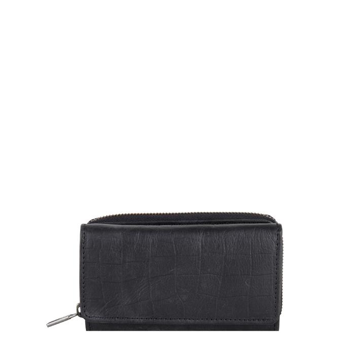 Cowboysbag x Bobbie Bodt Garnet Purse croco black