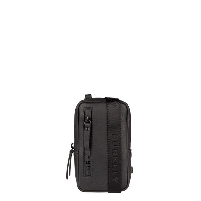 Burkely Rain Riley Phone Bag black