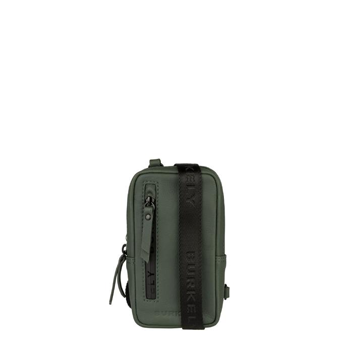 Burkely Rain Riley Phone Bag oil green