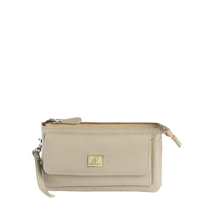 dR Amsterdam Amsterdam Clutch taupe