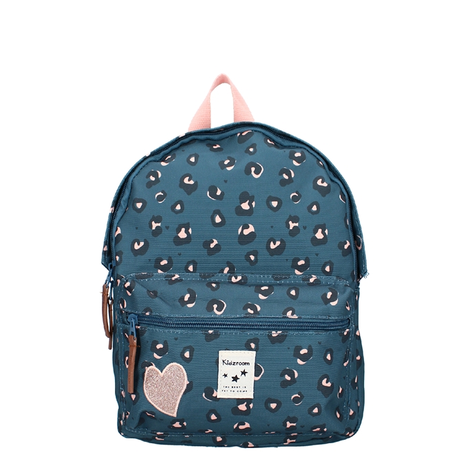 Kidzroom Attitude Backpack S blue