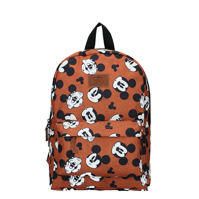 Disney Mickey Mouse My Own Way Backpack brown