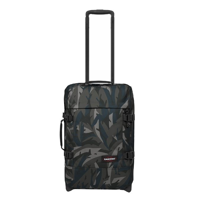 Eastpak Tranverz S leaves dark - 1