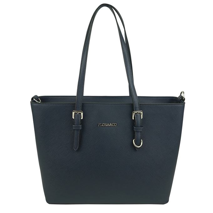 Flora & Co Bags Shopper blauw