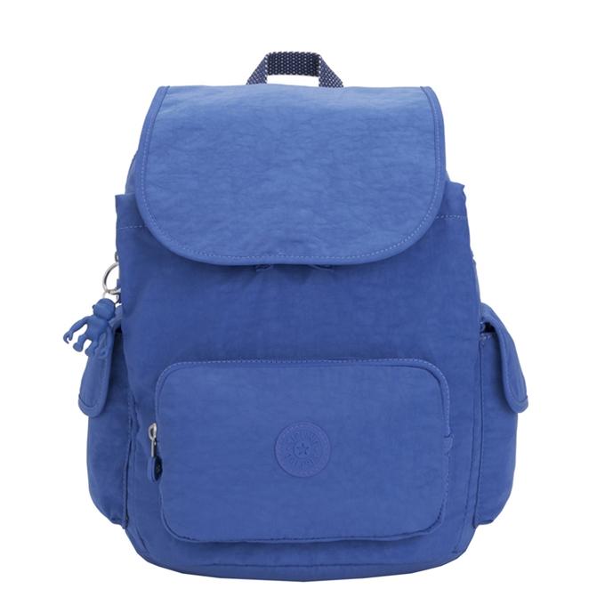 Kipling City Pack Rugzak S wave blue