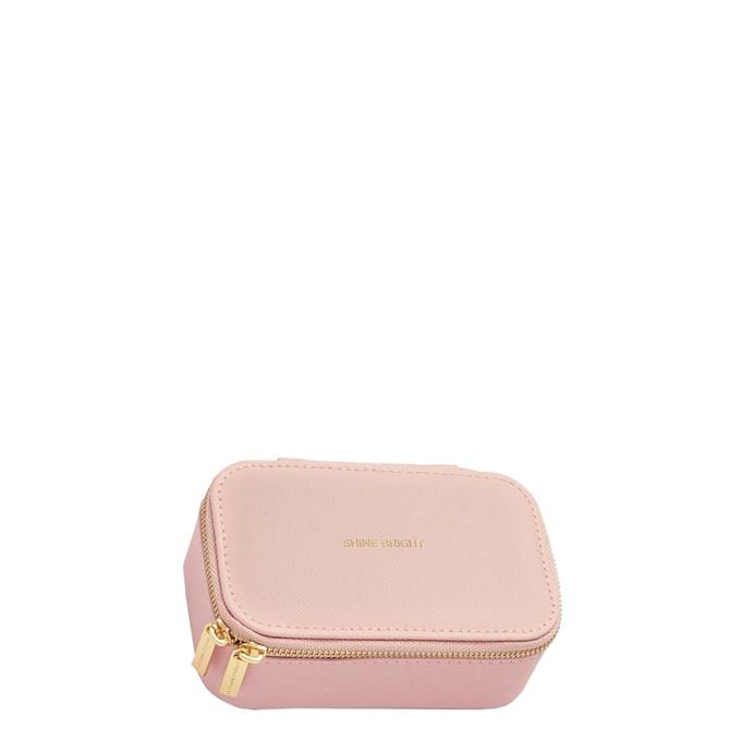 Estella Bartlett Mini Jewellery Box blush II