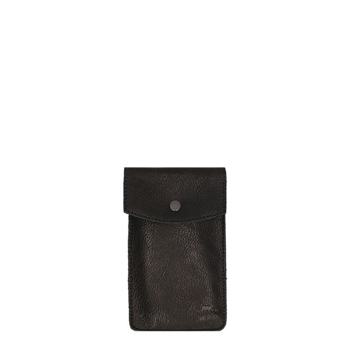 Bear Design Priya Telefoontasje zwart