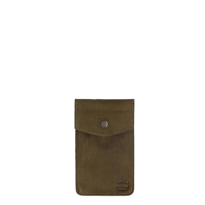 Bear Design Priya Telefoontasje groen - 1