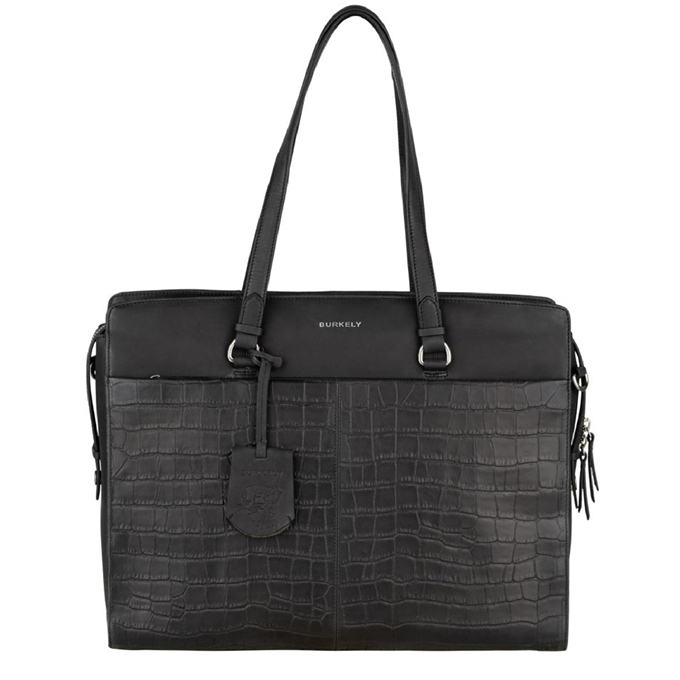 Burkely Croco Caia Workbag 15.6'' black