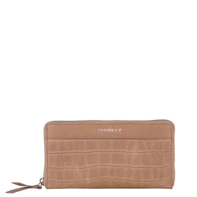 Burkely Croco Caia Wallet L dusty sand