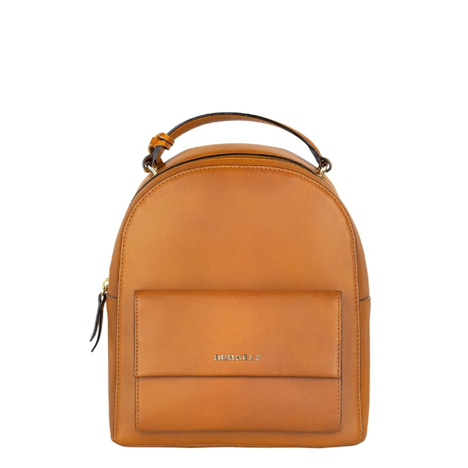 Burkely Parisian Paige Backpack cognac - 1