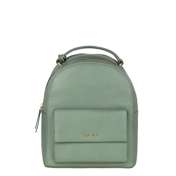 Burkely Parisian Paige Backpack light green - 1