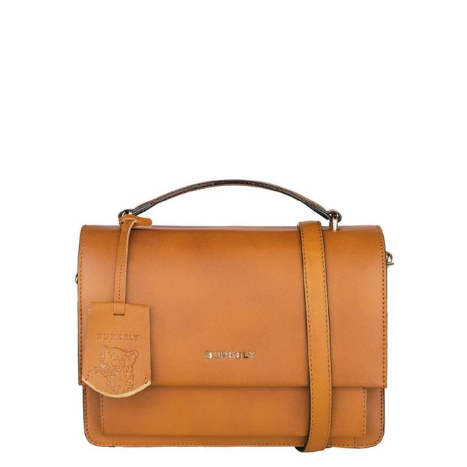 Burkely Parisian Paige Citybag cognac - 1
