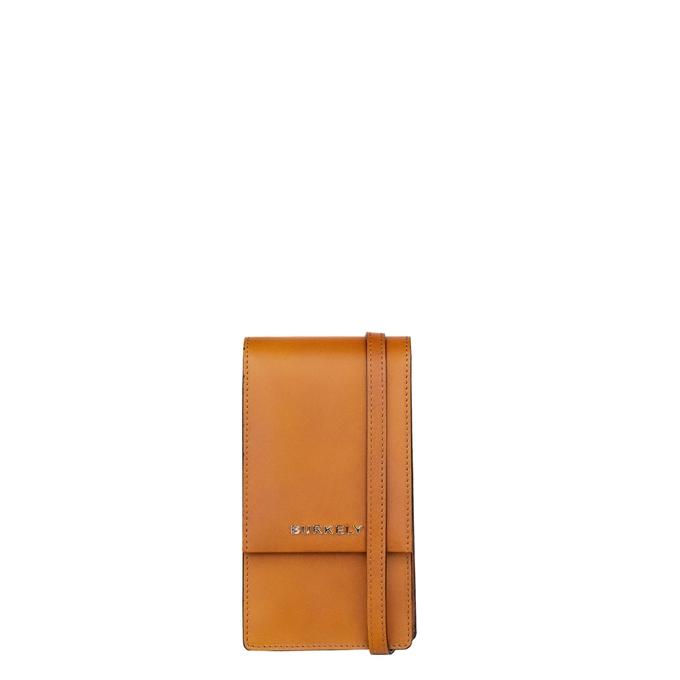 Burkely Parisian Paige Phonebag cognac - 1