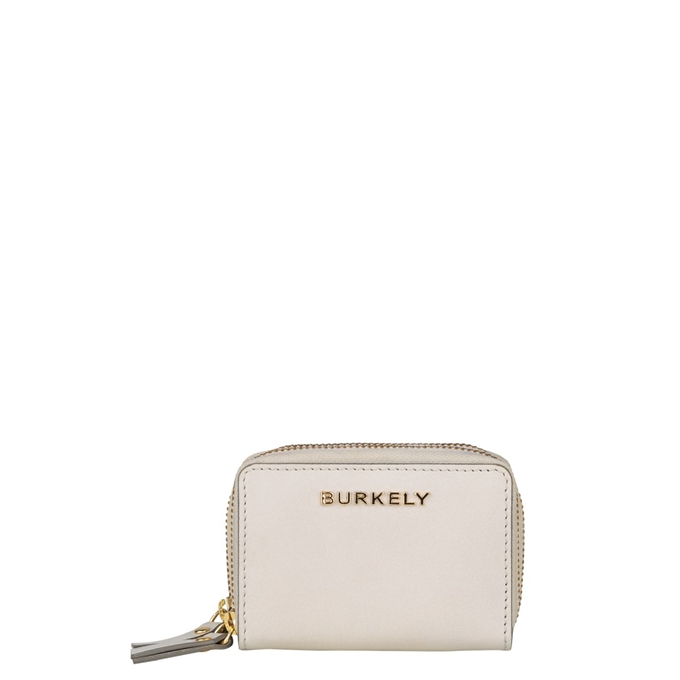 Burkely Parisian Paige Wallet S 2-zip off white - 1