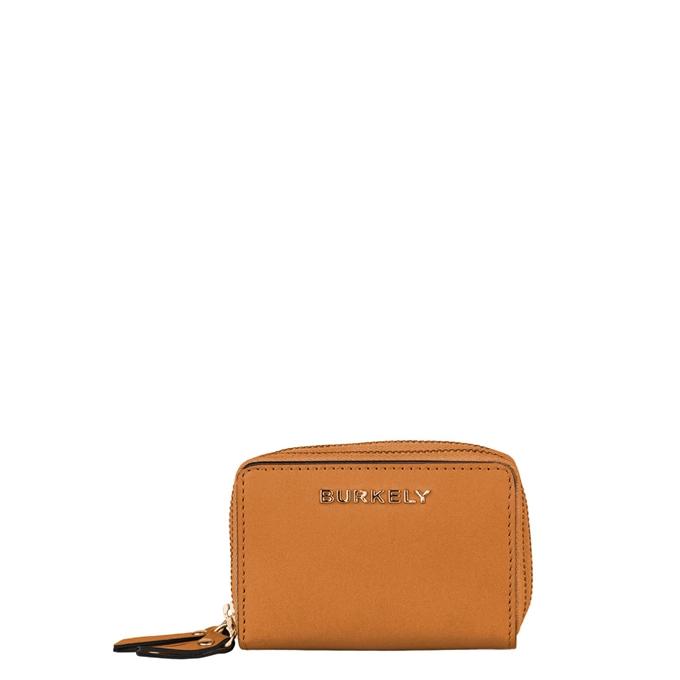 Burkely Parisian Paige Wallet S 2-zip cognac