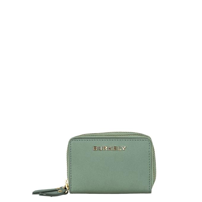 Burkely Parisian Paige Wallet S 2-zip light green - 1