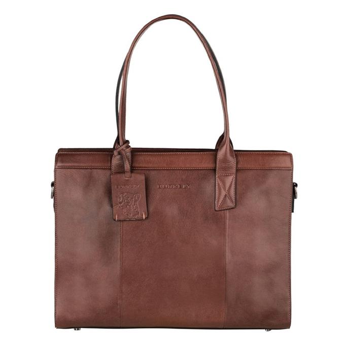 """Burkely Suburb Seth Handbag M 14"""" brown - 1"""