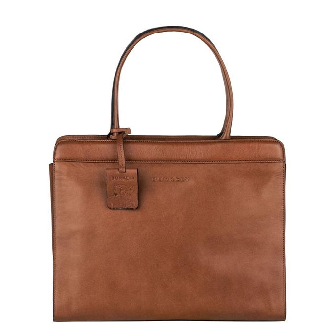Burkely Suburb Seth Handbag S cognac - 1