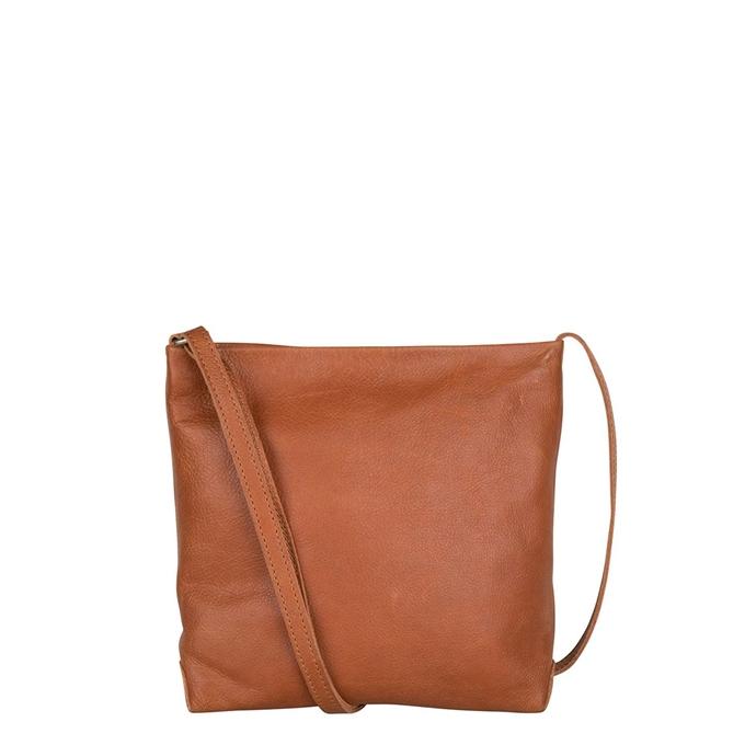 Cowboysbag Walmer Shoulderbag cognac - 1