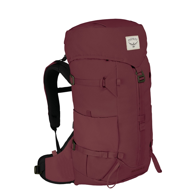 Osprey Archeon 30 Womens Backpack mud red - 1