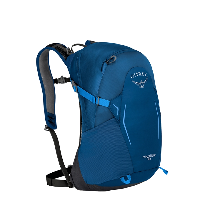 Osprey Hikelite 18 Backpack bacca blue - 1