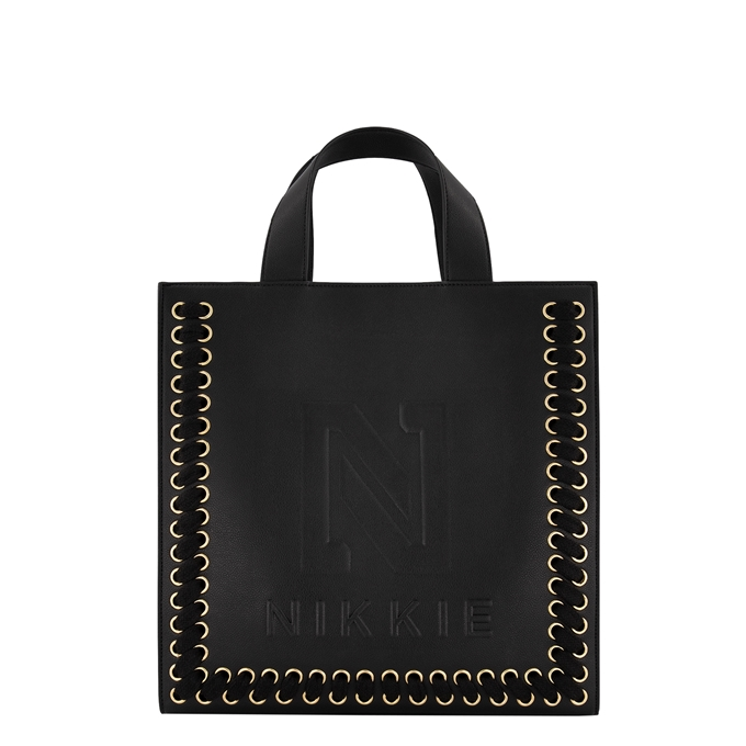Nikkie Mae Shopper black