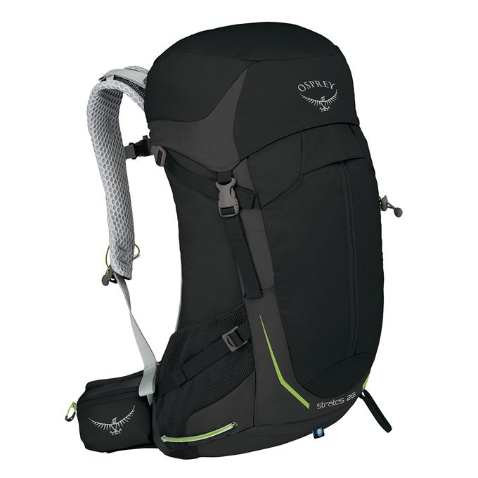 Osprey Stratos 26 Backpack black - 1