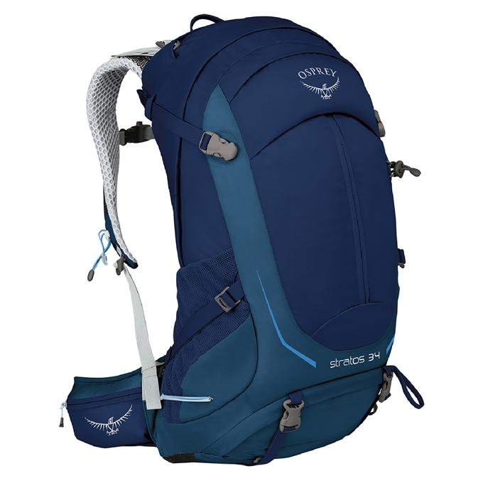 Osprey Stratos 34 Backpack S/M eclipse blue