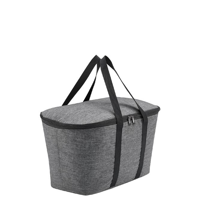 Reisenthel Shopping Coolerbag twist silver