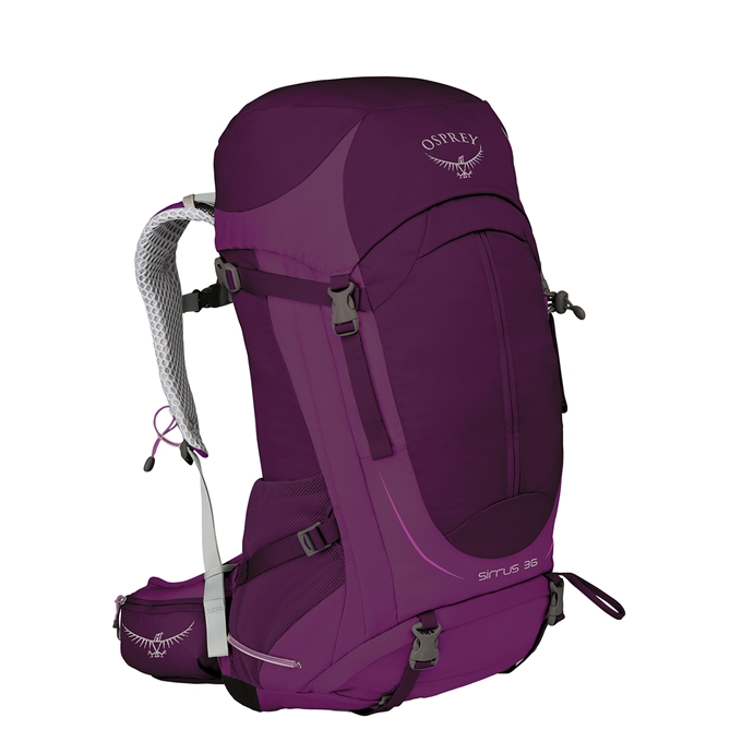 Osprey Sirrus 36 Women's Backpack S/M ruska purple