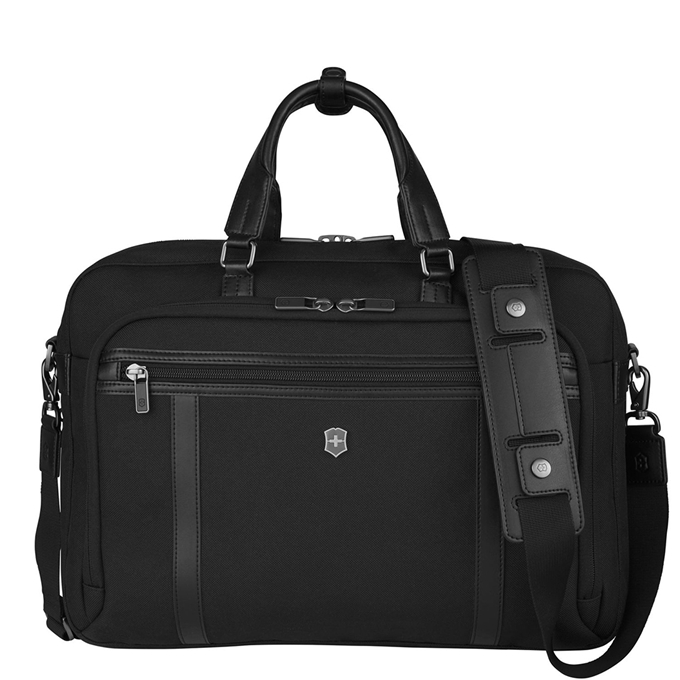 "Victorinox Werks Professional Cordura 15"" Laptop Brief black - 1"